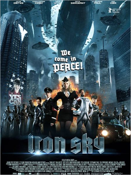 Iron Sky : Cartel
