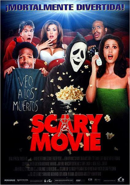 Scary Movie : cartel