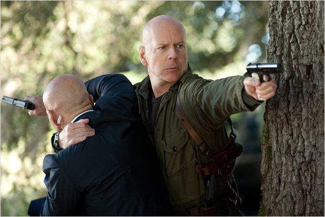 G.I. Joe: La venganza : Foto Bruce Willis, Jon M. Chu