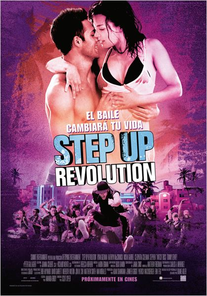 Step Up Revolution : cartel