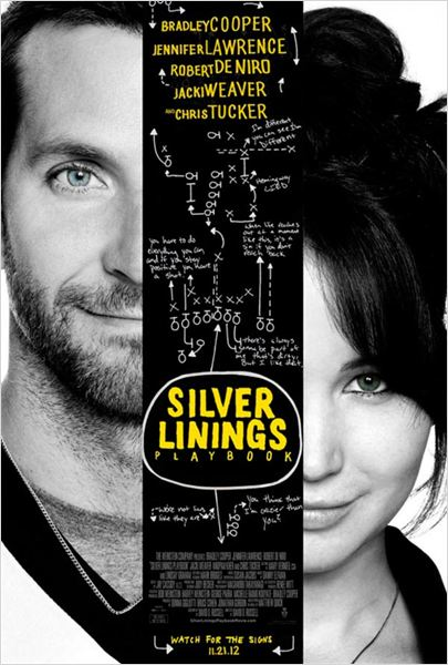 El lado bueno de las cosas (Silver Linings Playbook) : cartel