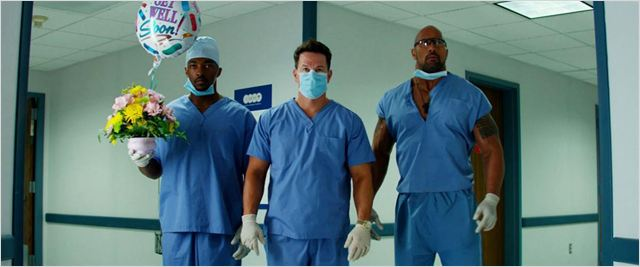 Dolor y dinero : Foto Anthony Mackie, Dwayne Johnson, Mark Wahlberg
