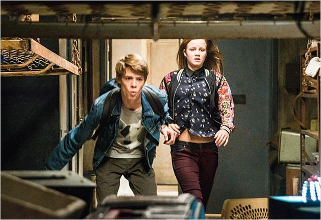 mackenzie lintz and colin ford - photo #15