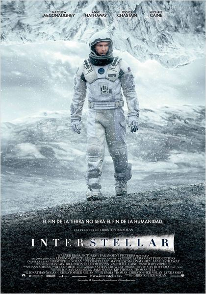 Interstellar : Cartel