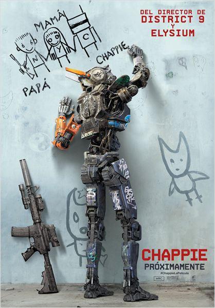 Chappie : Cartel