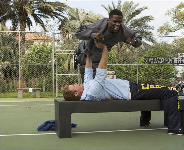Dale duro : Foto Kevin Hart, Will Ferrell