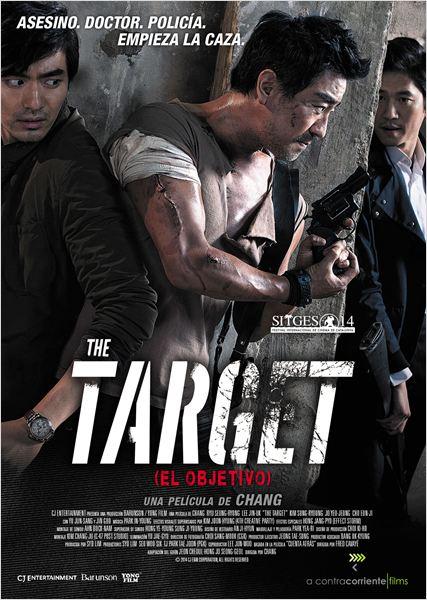 The Target (El objetivo) - Cartel