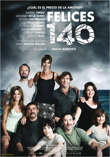 Felices 140 - Cartel