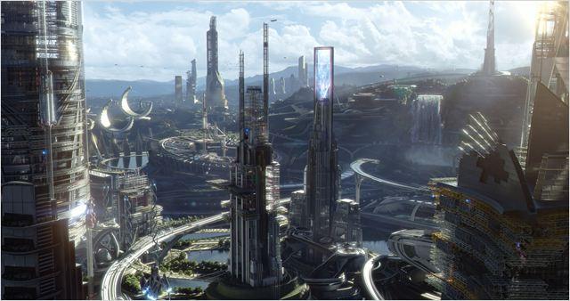 Tomorrowland: El mundo del mañana : Foto
