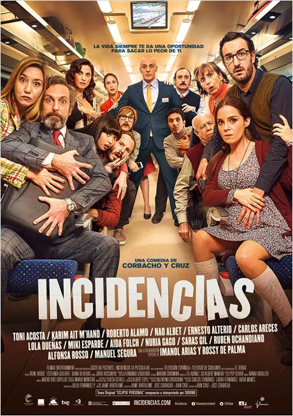 Incidencias - Cartel
