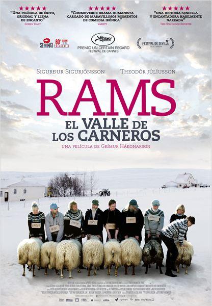 Rams (El valle de los carneros) : Cartel