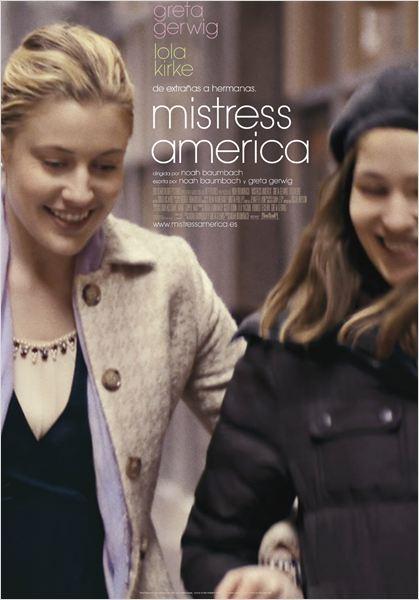 Mistress America : Cartel