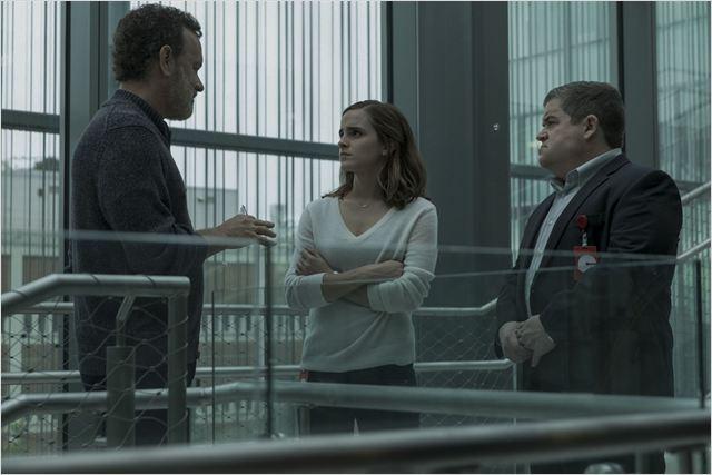 El círculo : Foto Emma Watson, Patton Oswalt, Tom Hanks