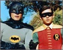 Superhéroes en las series de ficción real