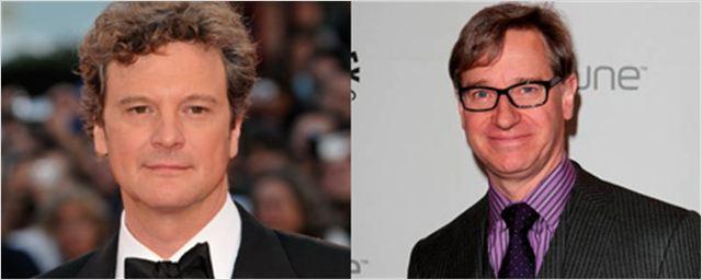 'Intocable': Colin Firth podría ser el protagonista del remake norteamericano