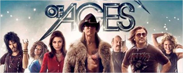 'Rock of Ages': póster de lo próximo de Tom Cruise