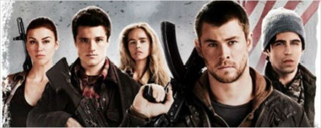 'Red Dawn': Estrena póster lo nuevo de Chris Hemsworth