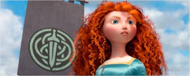 Merida de 'Brave (Indomable)' y otras pelirrojas sexys del cine y la televisión