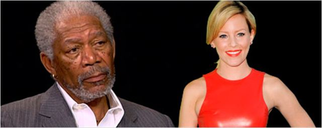 Elizabeth Banks y Morgan Freeman se unen a 'Lego: The Piece of Resistance'