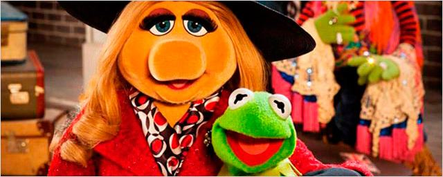 'The Muppets... Again!': Peggy y Gustavo en la nueva foto oficial
