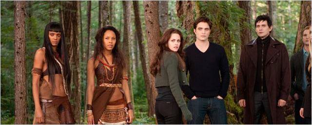 'Amanecer 2': el desenlace de 'La saga Crepúsculo' arrasa en los Razzies