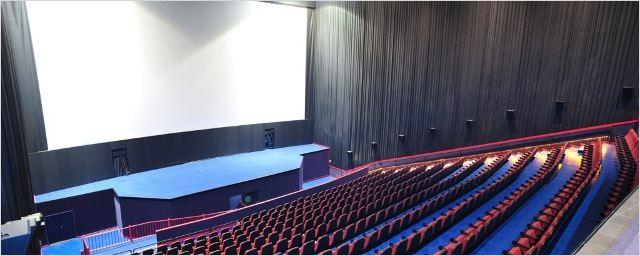 Los cines en España pierden la mitad de público y recaudación en un año