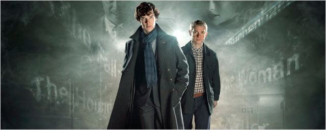 &#39;Sherlock&#39;: im&#225;genes del rodaje de la tercera temporada