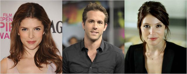 'The Voices': Anna Kendrick y Gemma Arterton se unen a Ryan Reynolds