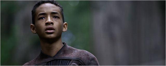 'After Earth': Jaden Smith se enfrenta a un grupo de monos en el nuevo clip