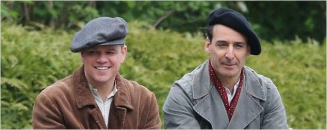 'The Monuments Men': George Clooney manda llamar a filas en el set de rodaje