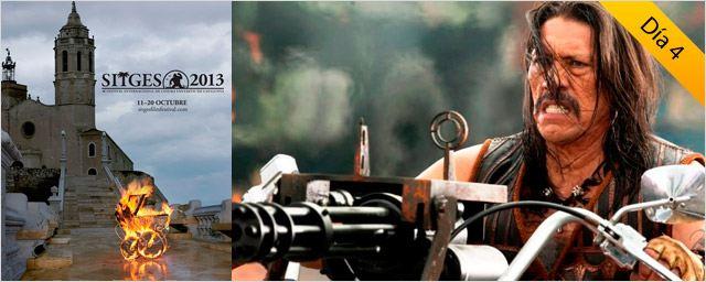 Festival de Sitges 2013 Día 4: Robert Rodriguez bordea la autoparodia con 'Machete Kills'