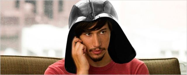 'Star Wars: Episodio VII': ¿Interpretará Adam Driver a Jacen Solo?