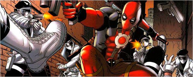Filtrado un material de prueba de 'Deadpool' con Ryan Reynolds