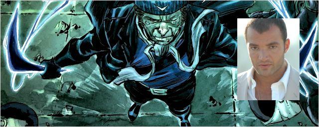 'Arrow': Nick Tarabay de 'Spartacus' será el Capitán Boomerang en la tercera temporada