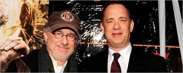 Steven Spielberg comienza a rodar su nueva película bélica junto a Tom Hanks