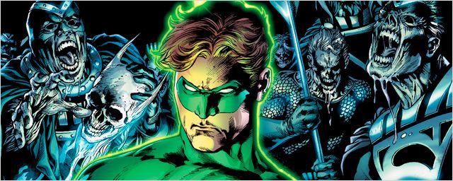 El reboot de 'Green Lantern' y 'Cyborg' programados para estrenarse en 2020
