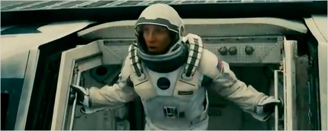 'Interstellar': Escenas inéditas con Matthew McConaughey en los últimos anuncios