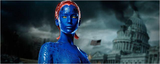 'X-Men: Apocalypse': Jennifer Lawrence da unas cuantas pistas sobre lo que pasará con Mística