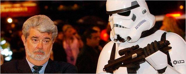 George Lucas no ha visto el tráiler de 'Star Wars: El despertar de la Fuerza'
