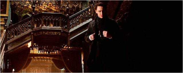 'Crimson Peak': Primeras fotos de Jessica Chastain, Tom Hiddleston y Mia Wasikowska