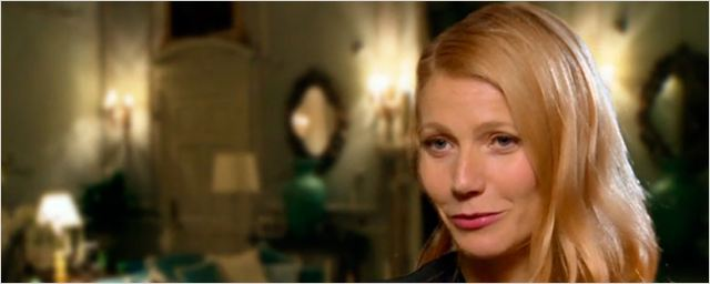 'Mortdecai': Entrevista EXCLUSIVA con Gwyneth Paltrow, que interpreta a la mujer de Johnny Depp