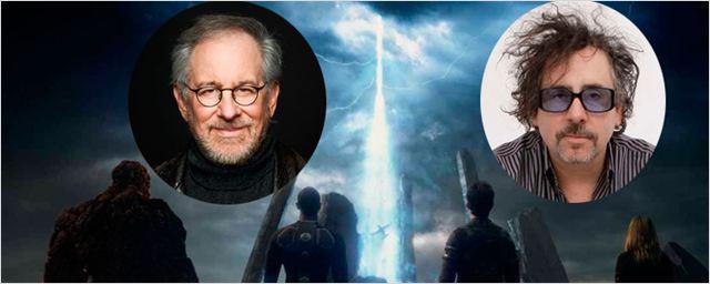 'Cuatro Fantásticos' será una mezcla entre Tim Burton y Steven Spielberg
