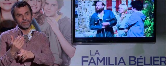 "Eric Lartigau ('La familia Bélier'): ""La voz de Louane me impresionó desde el primer momento"""