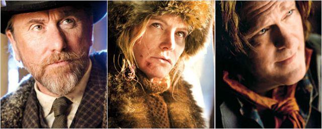 'The Hateful Eight': Así son los protagonistas de lo nuevo de Quentin Tarantino