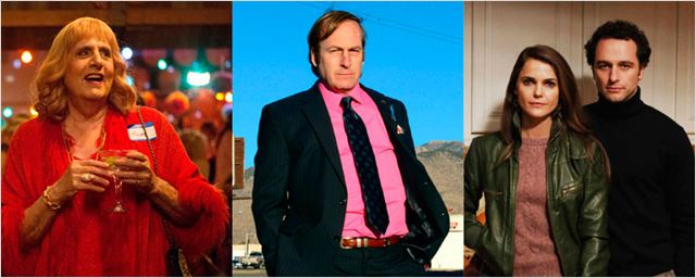 'Better Call Saul', 'The Americans' y 'Transparent' entre los ganadores de los Critics Choice TV Awards 2015