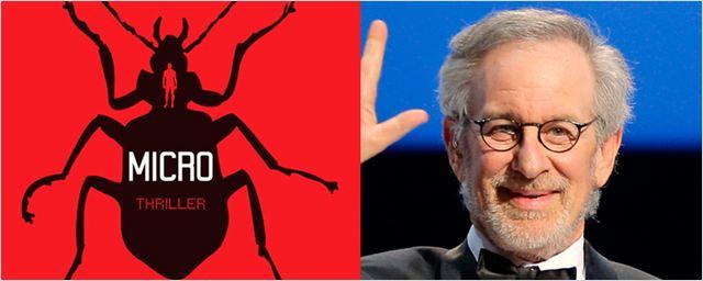 Steven Spielberg adaptará otra novela del autor de 'Jurassic Park'