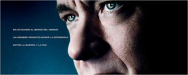 'El puente de los espías': Primer tráiler y póster en español de la película de Tom Hanks sobre la Guerra Fría