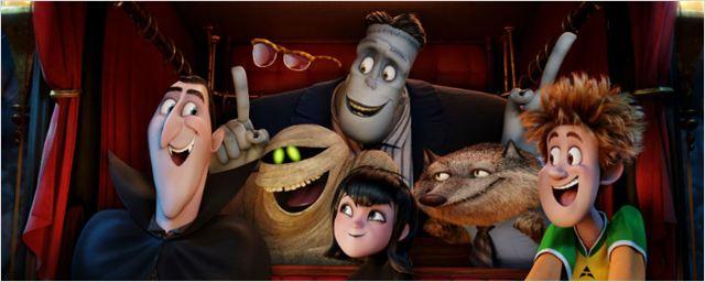 'Hotel Transilvania' será adaptada a la televisión