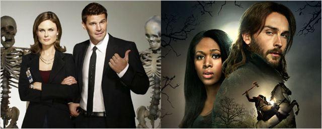 FOX da luz verde a un crossover entre 'Bones' y 'Sleepy Hollow'