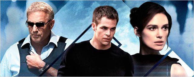 Carlton Cuse y Michael Bay preparan una serie sobre Jack Ryan